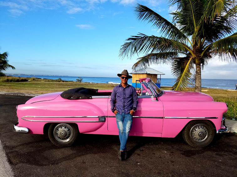 Rent A Car In Cuba Private Tours In Classic Cars Rent A Car In